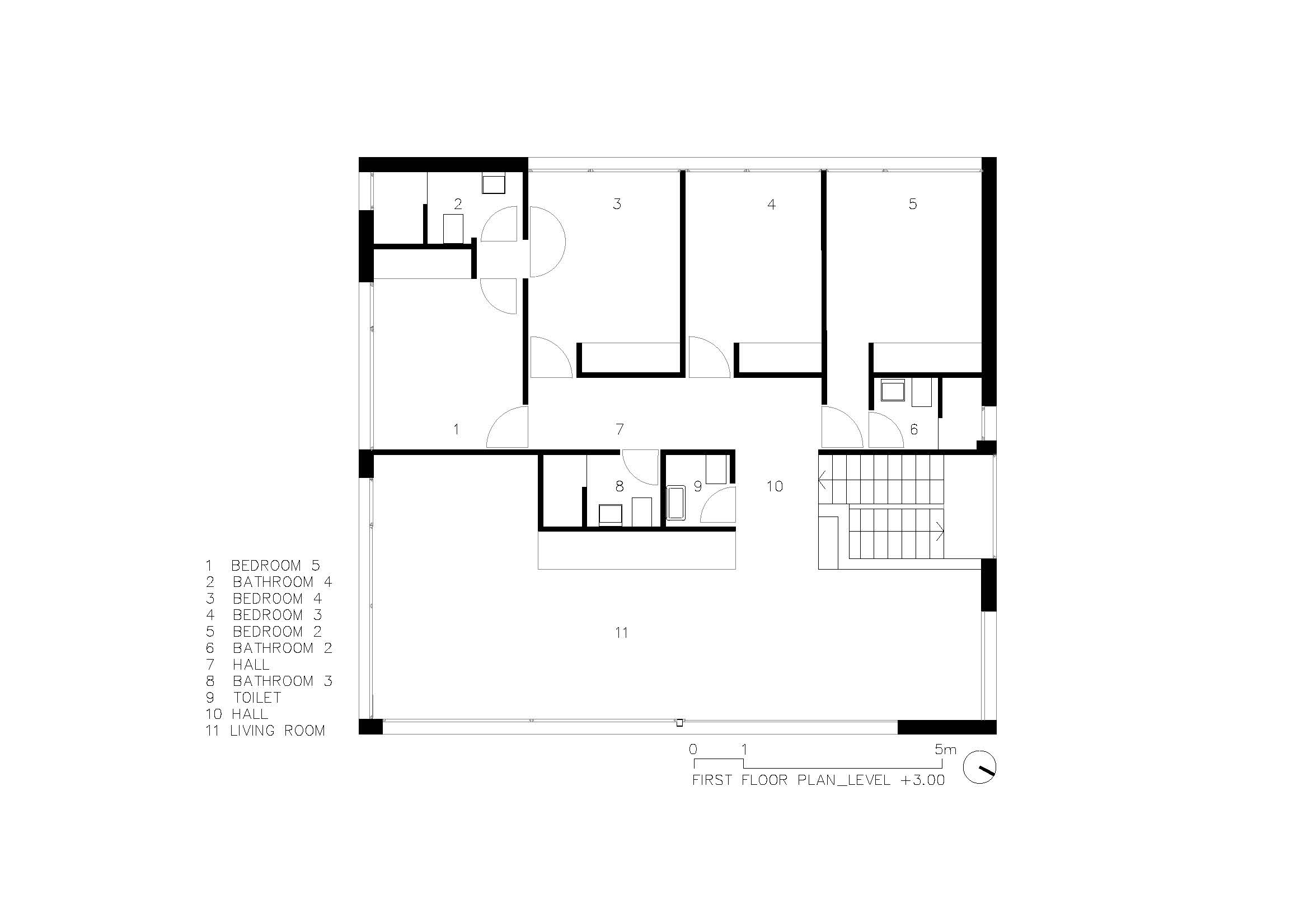 4-FIRST FLOOR PLAN