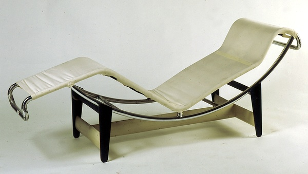 Le corbusier s buildings in best free home design for Chaise longue b306