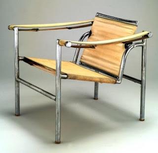 1929 Easy Chaise LC1 Par Le Corbusier Pierre Jeanneret Et Charlotte Perriand