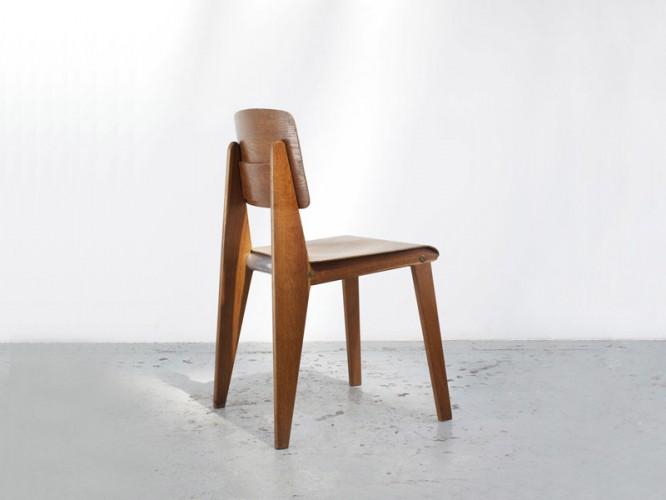 jean prouv mdba. Black Bedroom Furniture Sets. Home Design Ideas