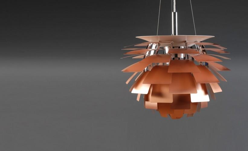 1958_ PH Artichoke Lamp By Poul Henningsen