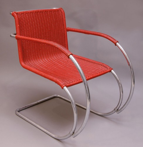 lilly reich furniture. 1927_ mr 20 chair by ludwig mies van der rohe and lilly reich furniture i