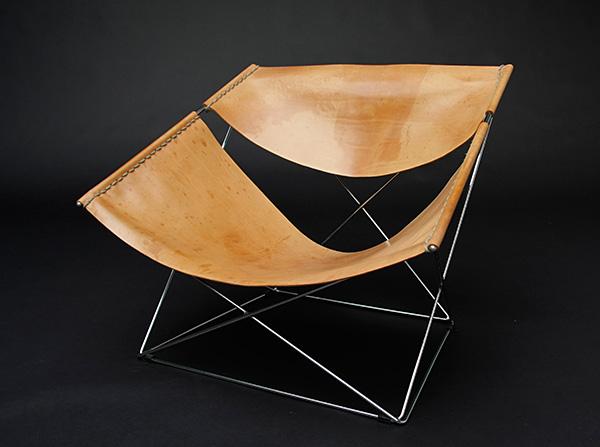 1963 butterfly chair artifort f675 by pierre paulin mdba