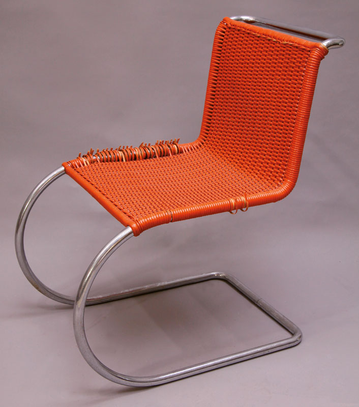 lilly reich furniture. 1927_\u0027MR10\u2032 Chair By Ludwig Mies Van Der Rohe \u0026 Lilly Reich Furniture