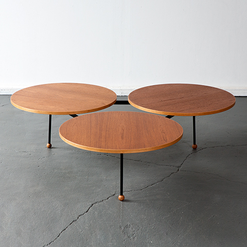 Magnificent 1954 Coffee Table By Greta Magnusson Grossman Mdba Gmtry Best Dining Table And Chair Ideas Images Gmtryco