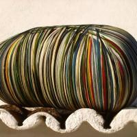 ÀGUA DE PRATA-large wool stone