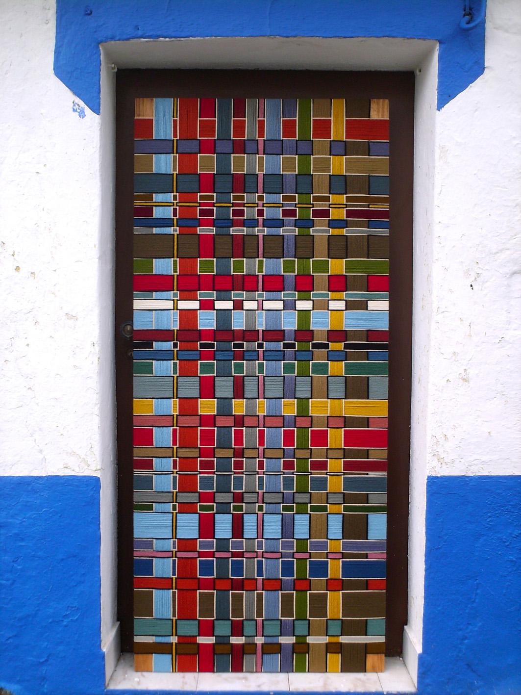 ÀGUA DE PRATA-wool pannel