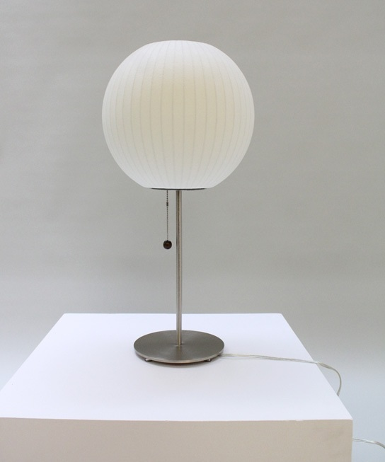 Gentil 1947_ Bubble Table Lamp Designed By George Nelson