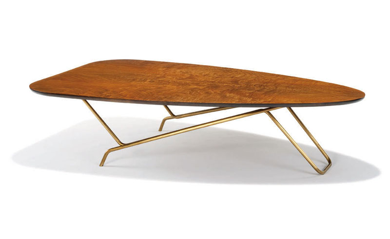 Super 1947 Coffee Table Designed By Greta Magnusson Grossman For Gmtry Best Dining Table And Chair Ideas Images Gmtryco