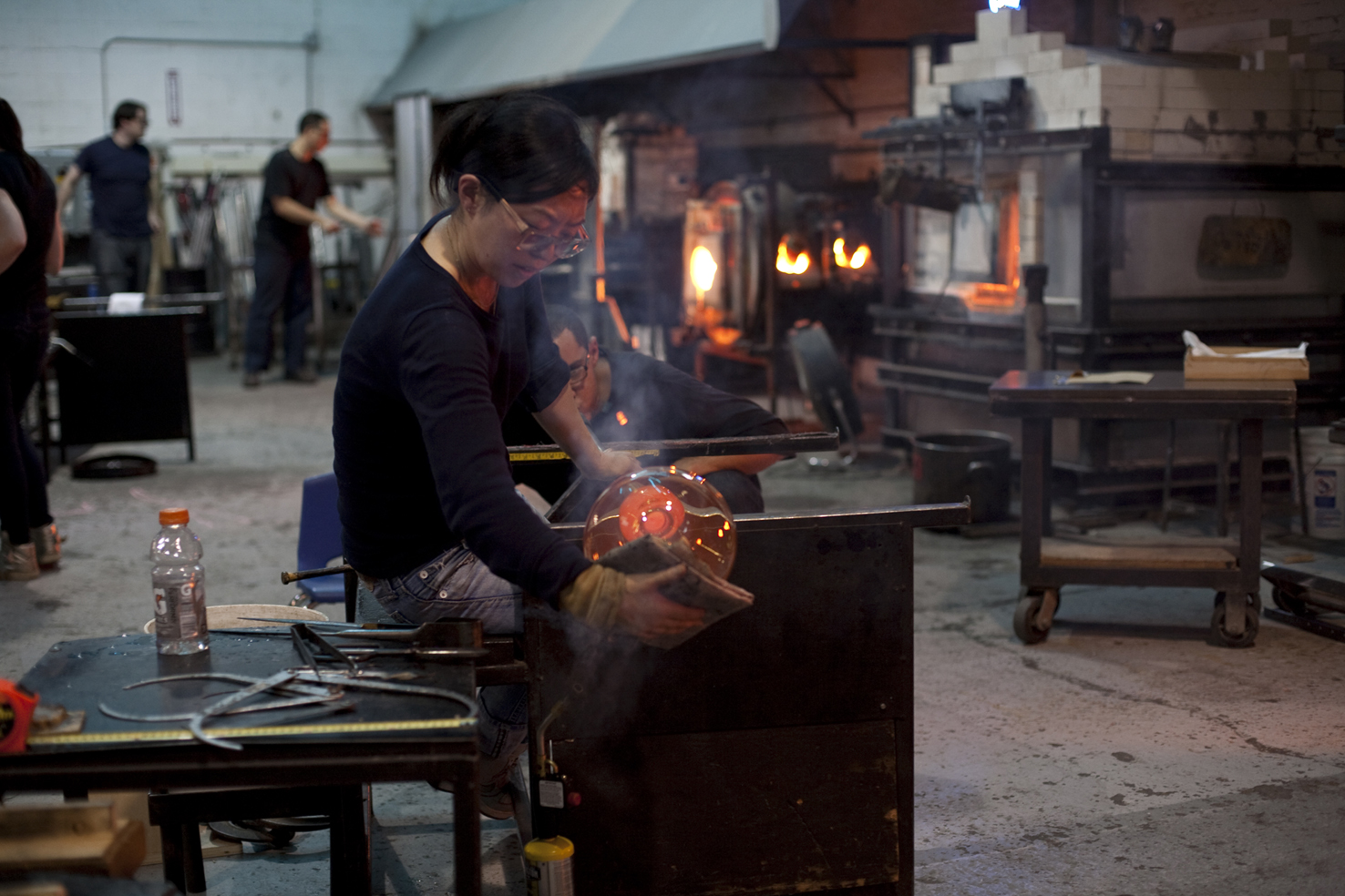 A2_Hot shop_Michiko Sakano_photo by Lauren Coleman